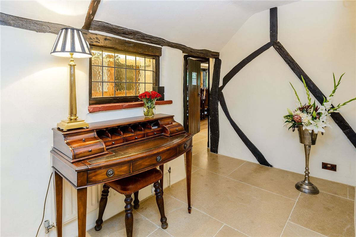 Luxury homes in Old Clack Farm in harefield