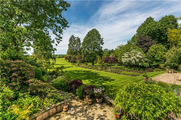Historic Gem With Remarkable Equestrian Facilities