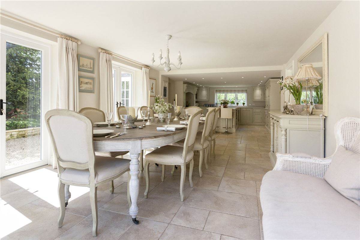 A beautifully renovated house in malmesbury luxury real estate