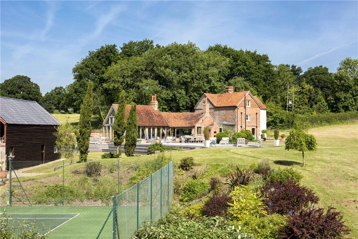 Norman Farm mansions