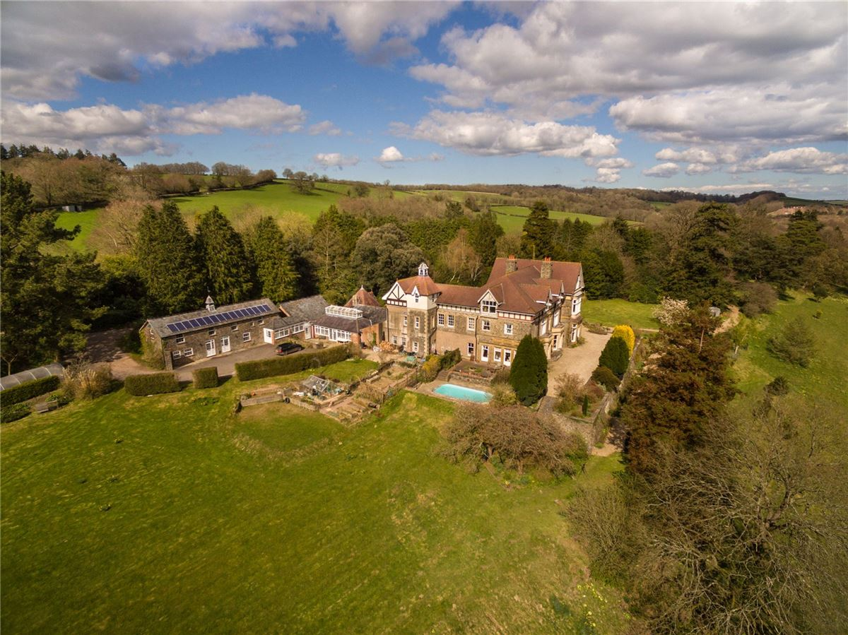 Luxury properties Wonham House