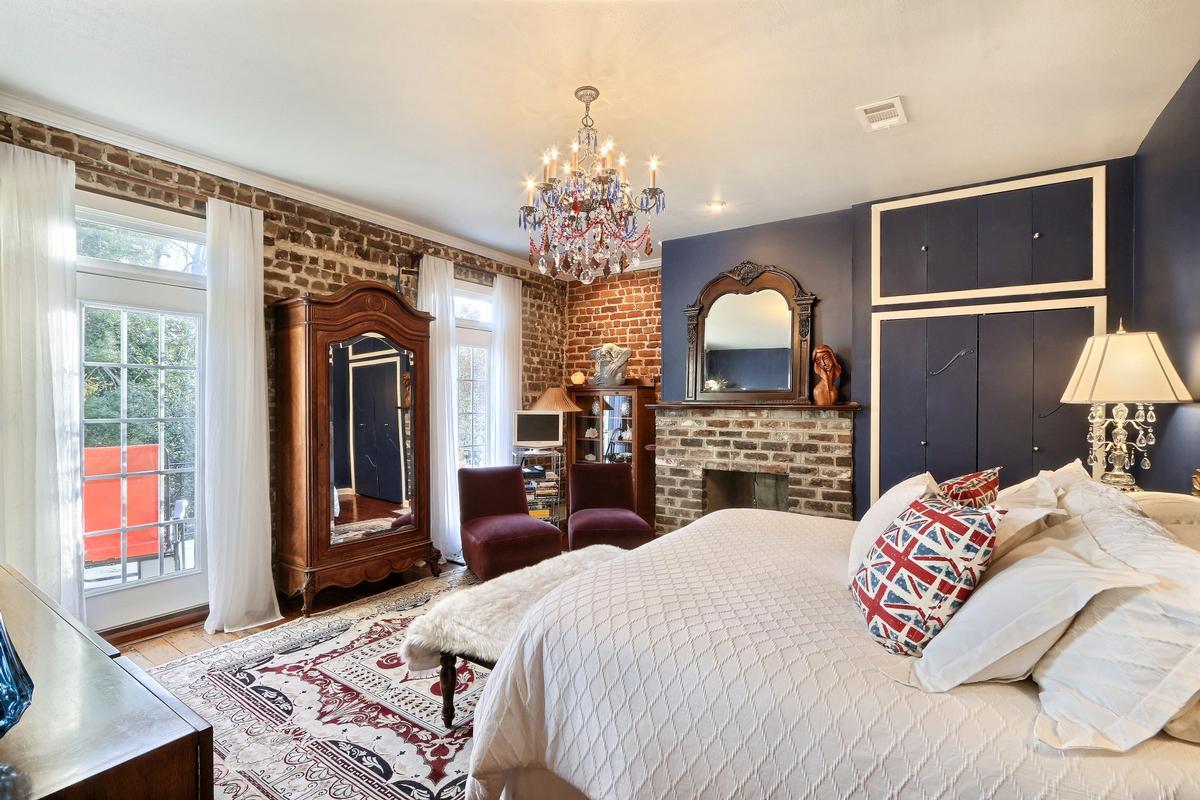 Luxury homes in Jones Street Townhome