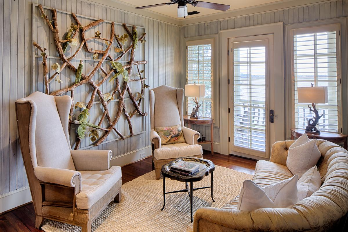 Tuscan Style Deepwater Home mansions
