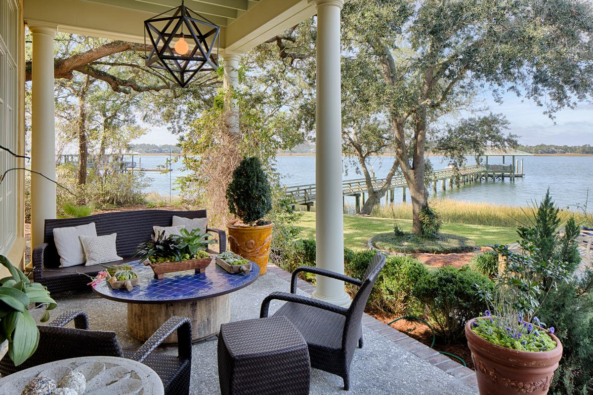 Luxury homes Tuscan Style Deepwater Home