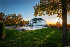 Mansions in AVONLEA, located 25 minutes from NYC