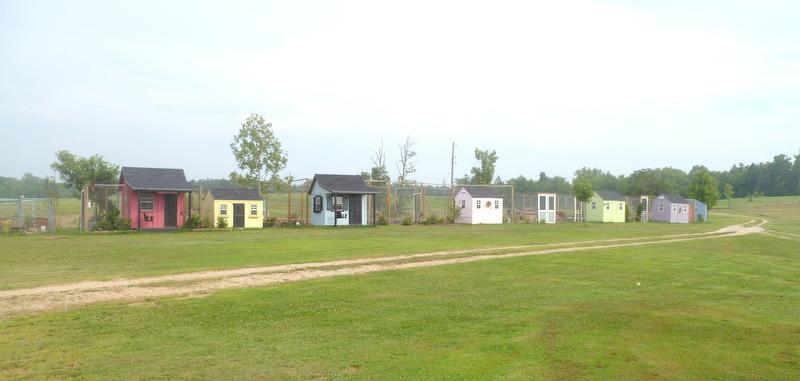 Huckleberry Farm luxury homes