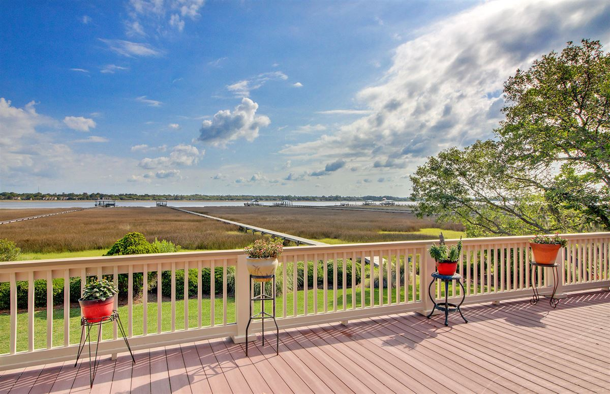 Deepwater home on the stono river mansions