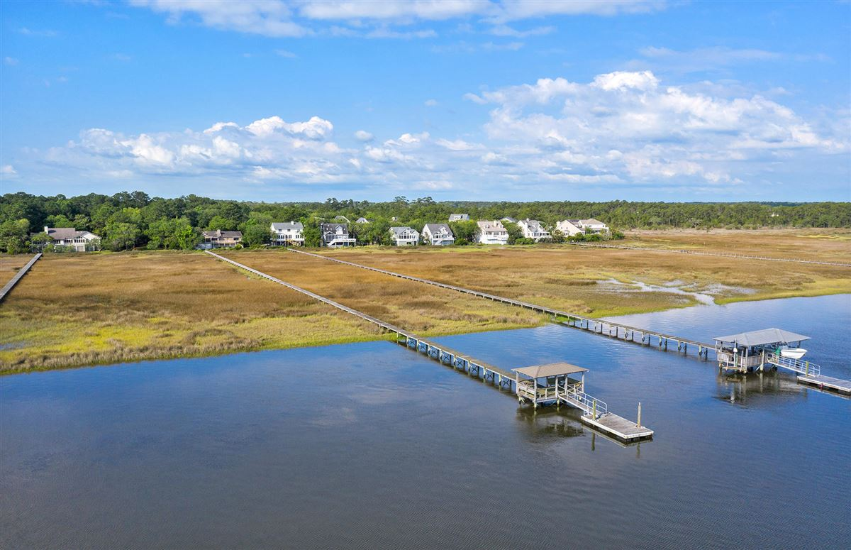 Mansions in Deepwater home on the stono river