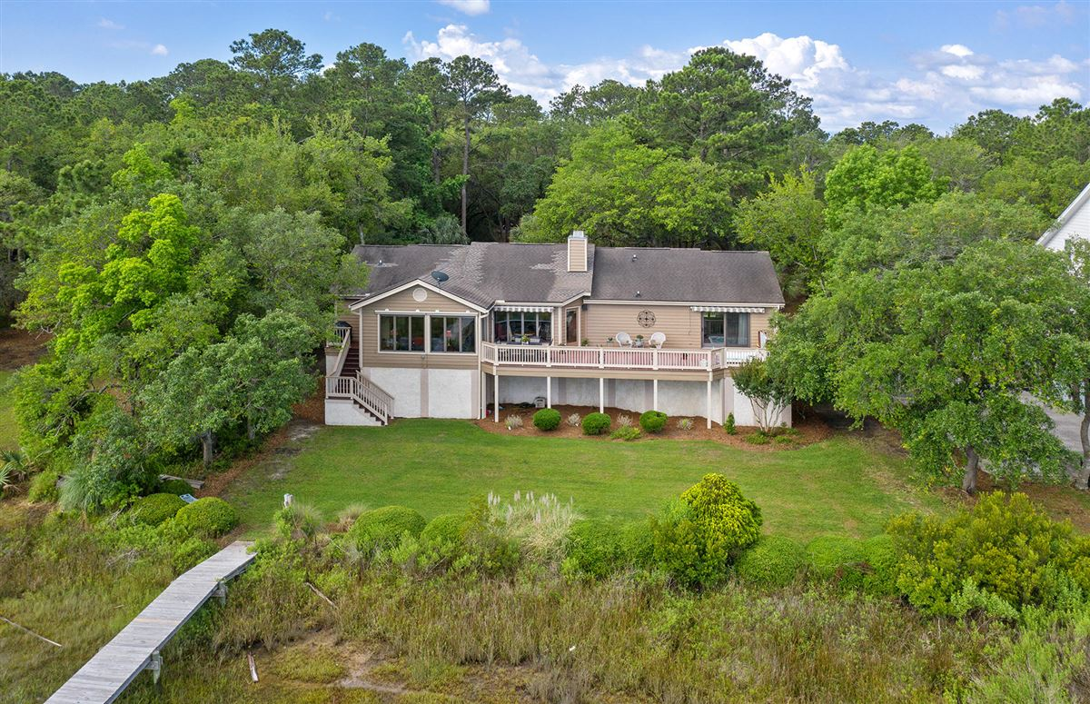Luxury properties Deepwater home on the stono river