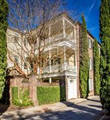 Luxury real estate an elegant house in Charleston