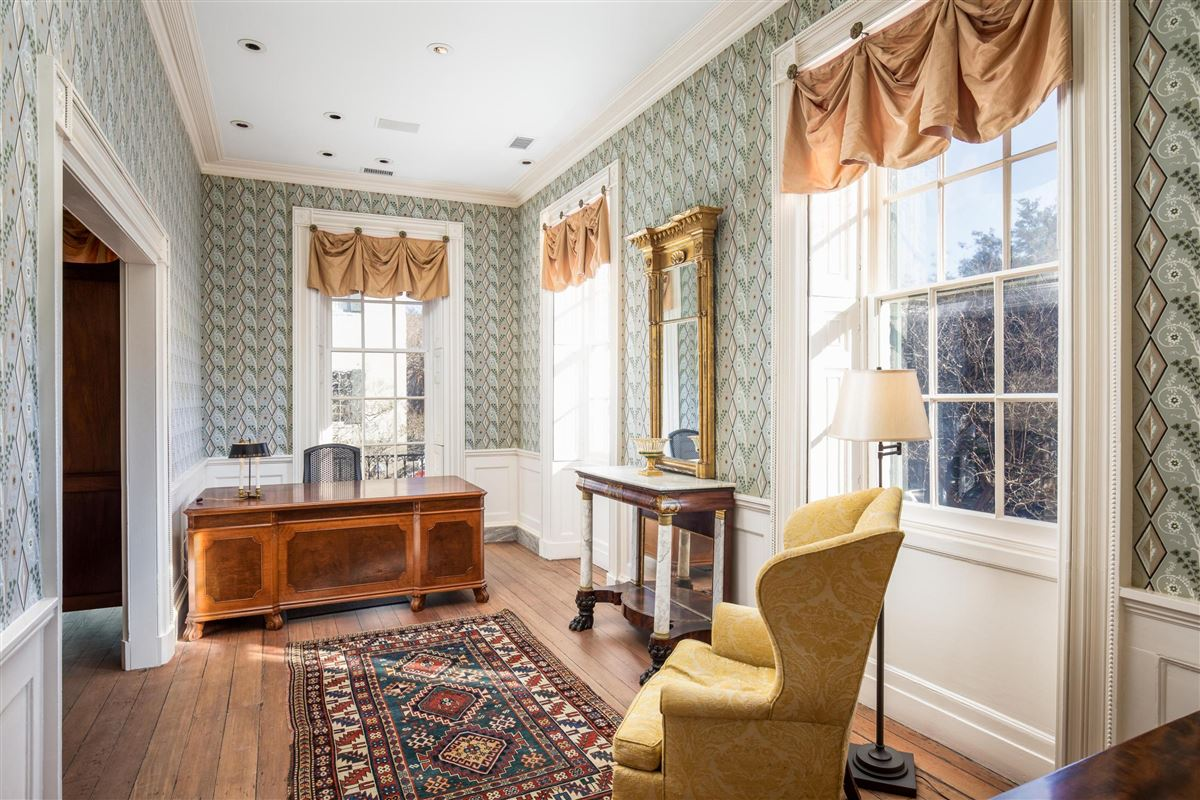 Mansions an elegant house in Charleston