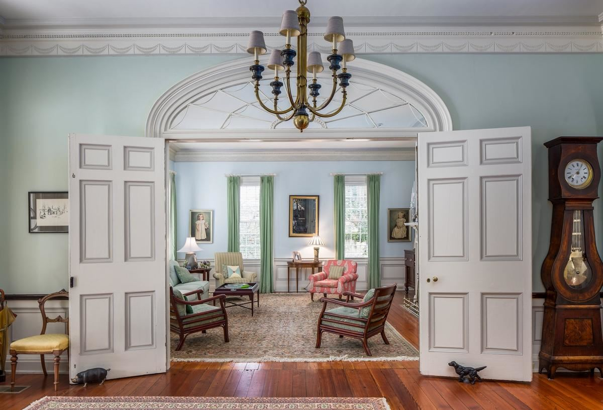 Luxury homes  William Seabrook Home in South Carolina