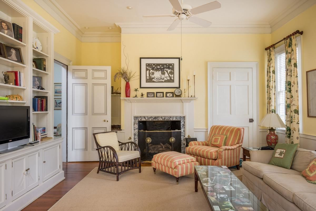 William Seabrook Home in South Carolina luxury homes