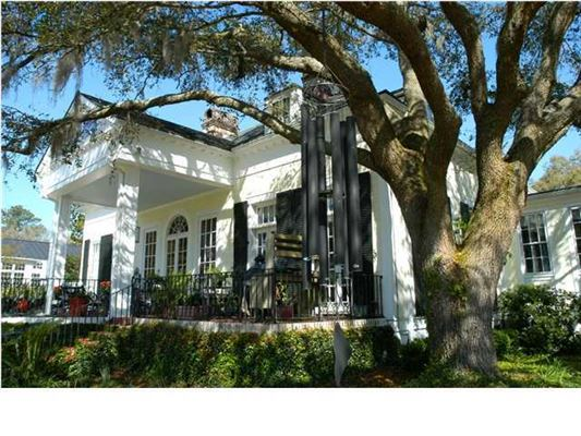 Luxury real estate Picturesque Plantation home in georgetown