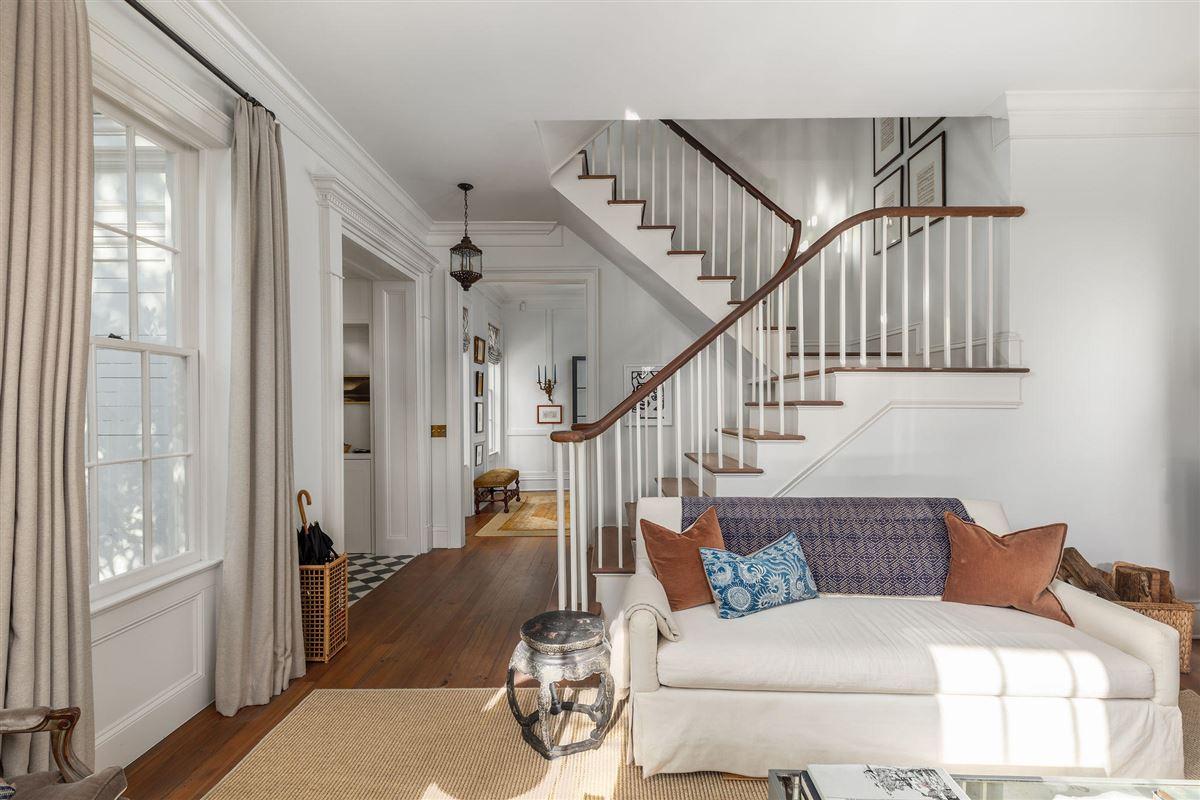 historic Rainbow Row home luxury properties