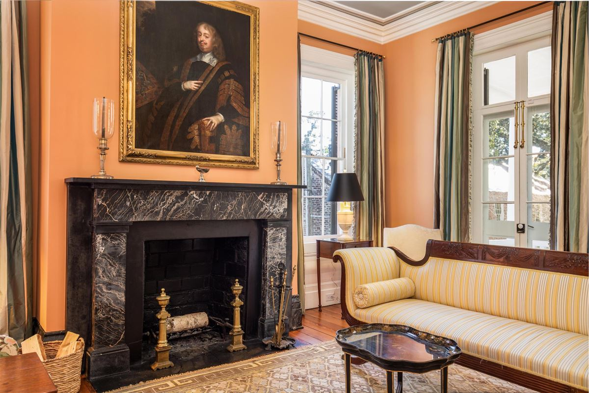 Mansions in Elegance, history, and unparalleled privacy