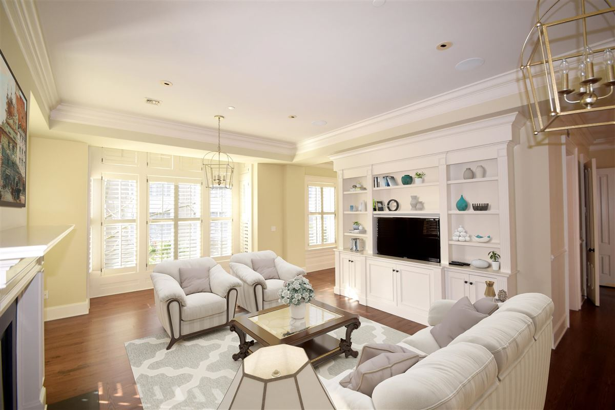 light-filled second floor condominium luxury homes