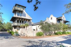 Mansions unique Rosemary Beach compound