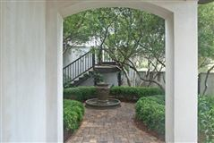 Luxury homes gulf frontage in Rosemary Beach