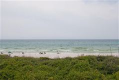 Luxury real estate gulf frontage in Rosemary Beach