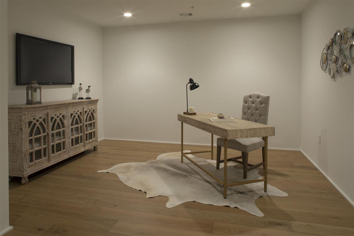 Luxury homes large three bedroom floor plan