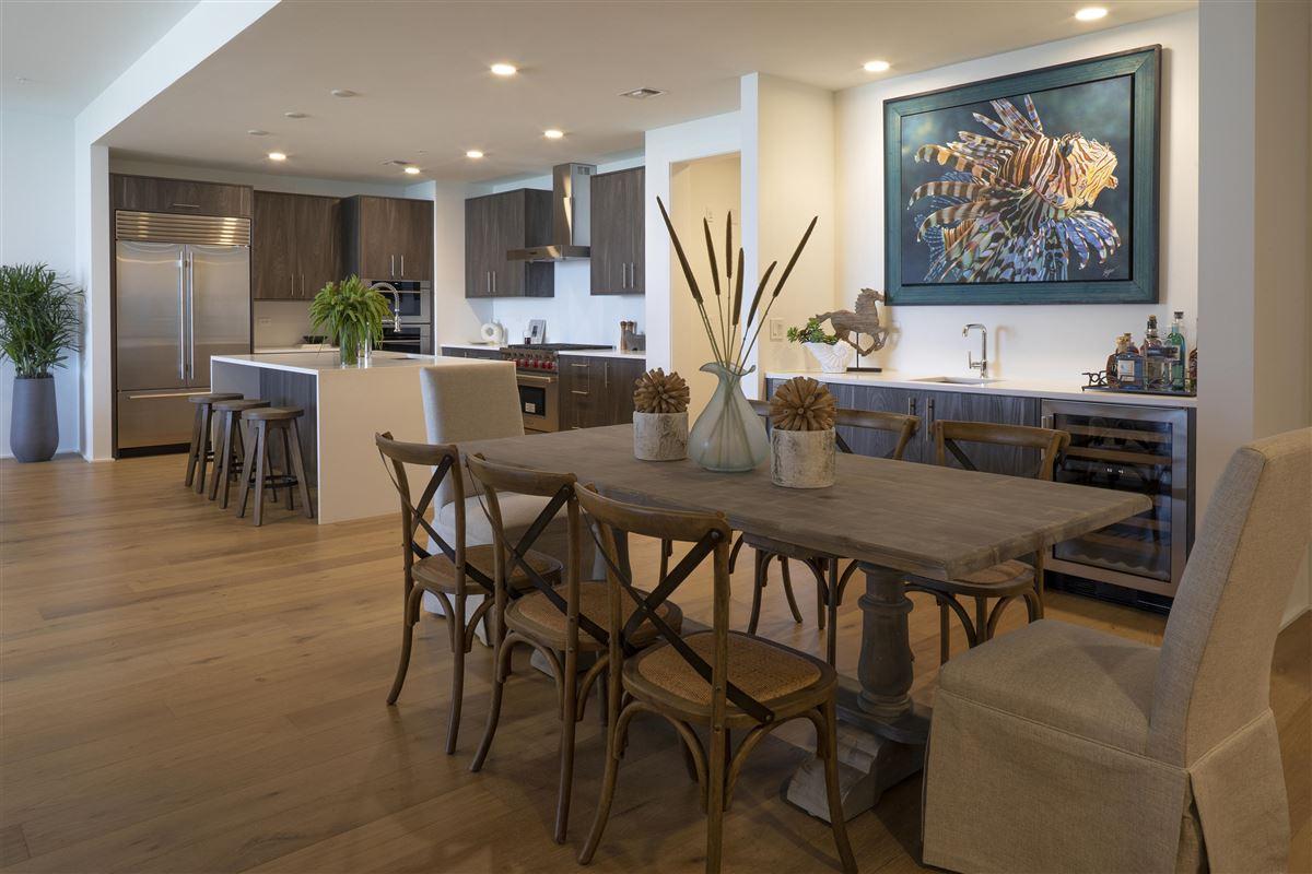Luxury properties large three bedroom floor plan