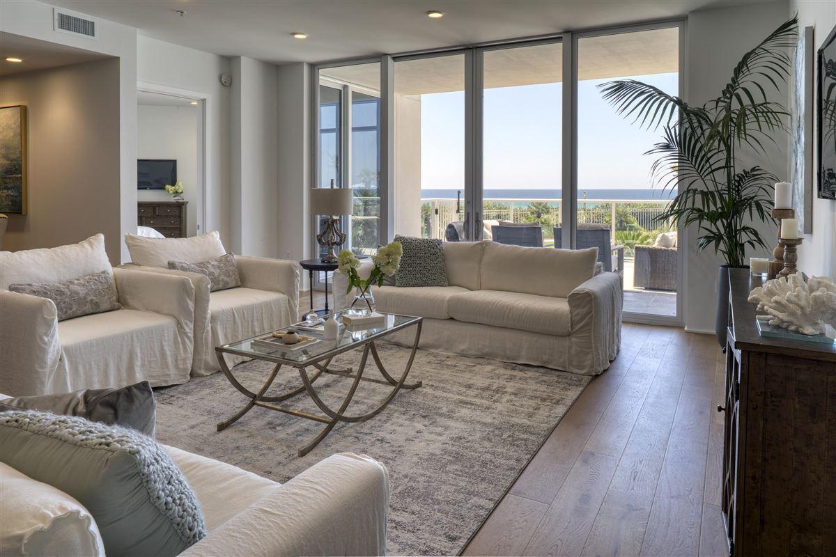 Luxury homes in large three bedroom floor plan