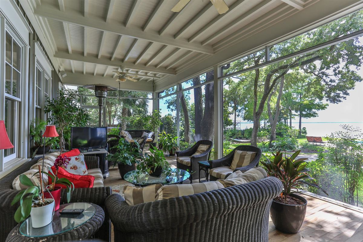 Mansions in builders home on Choctawhatchee Bay