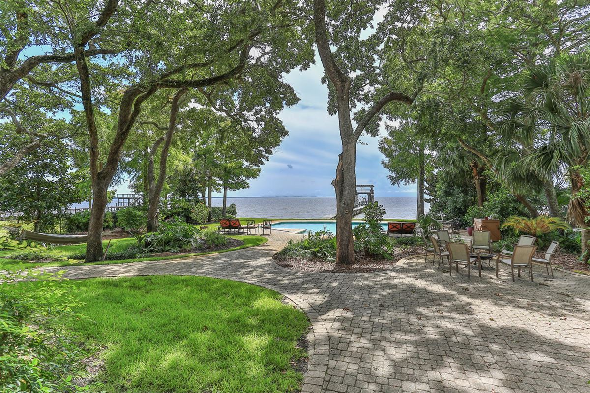 Luxury real estate builders home on Choctawhatchee Bay