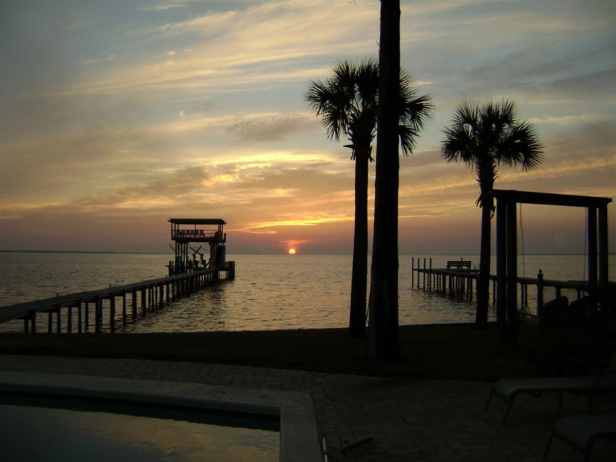 builders home on Choctawhatchee Bay luxury properties