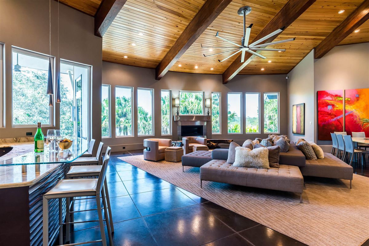 stunning modern home with unobstructed panoramic gulf views luxury real estate