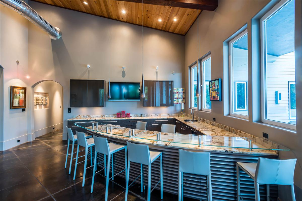 stunning modern home with unobstructed panoramic gulf views luxury properties