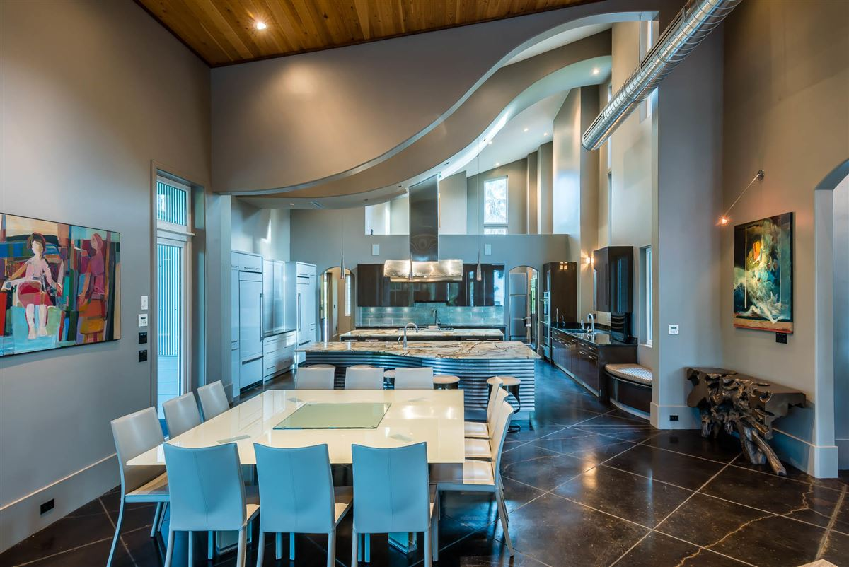 stunning modern home with unobstructed panoramic gulf views mansions