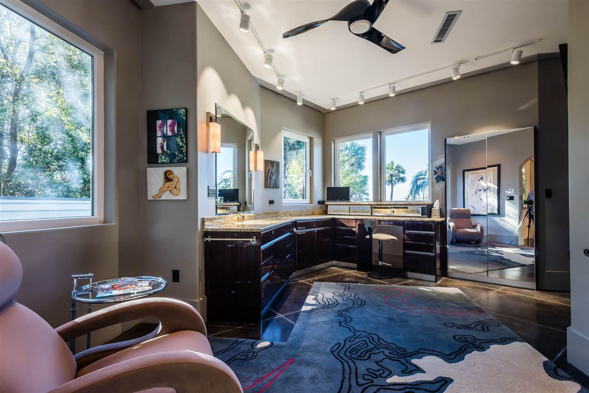 Luxury homes stunning modern home with unobstructed panoramic gulf views