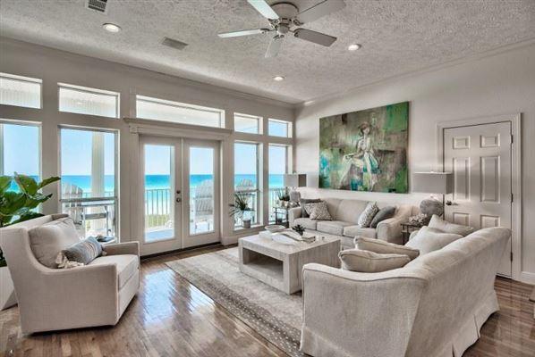 Luxury homes  Sublime Beach Living in santa rosa beach