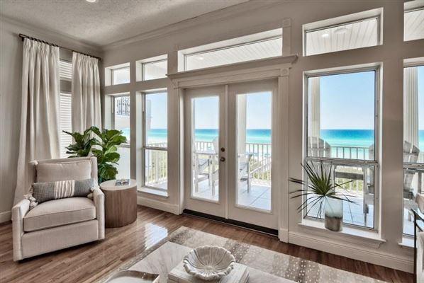 Sublime Beach Living in santa rosa beach luxury homes