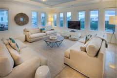 Luxury homes in Luxury Seaside condo with Ampitheatre and Gulf views