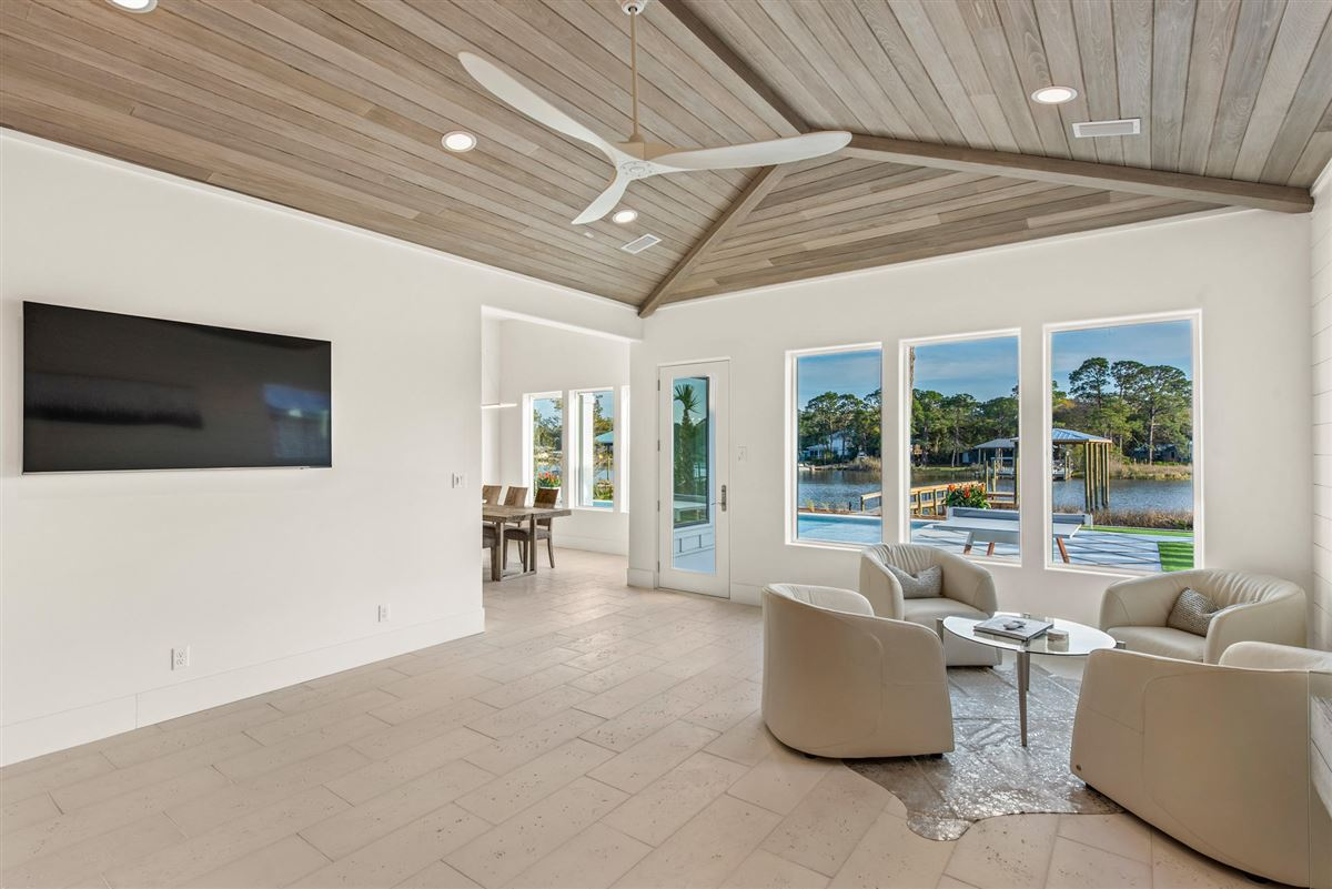Luxury real estate the perfect Waterfront Property