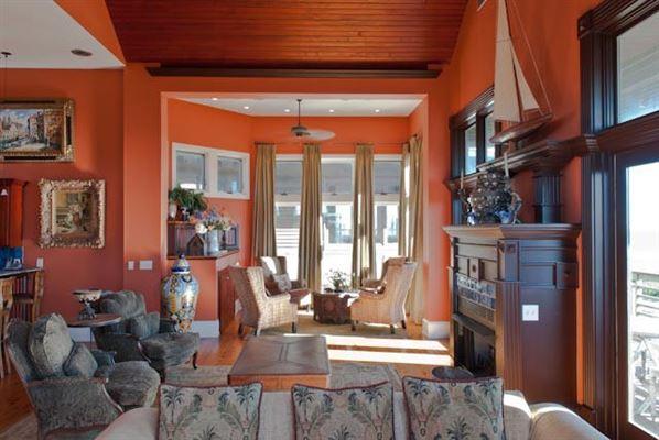 Luxury properties incredible Rosemary Beach home