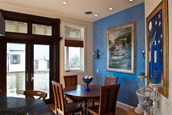 Luxury homes in incredible Rosemary Beach home