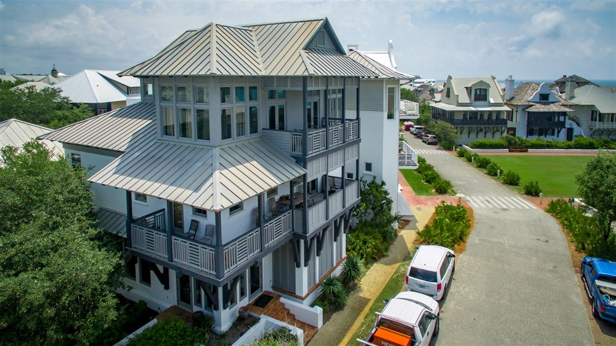 incredible Rosemary Beach home mansions