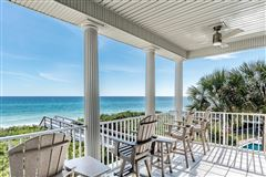 Luxury homes the ultimate Beach experience