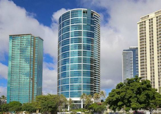 Luxury homes superb unit in prestigious and iconic nauru tower