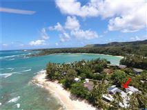 Luxury properties beachfront paradise in Kawela Bay