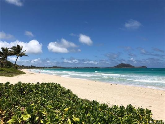 one of the most BREATHTAKING beachfront neighborhoods on Oahu luxury homes