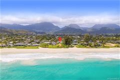 Mansions in one of the most BREATHTAKING beachfront neighborhoods on Oahu