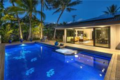 Luxury homes in Rustic Modern Kahala Home