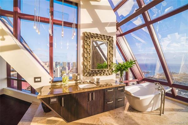 open floor concept penthouse with amazing views luxury properties