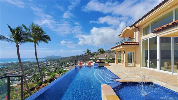 Luxury real estate immaculate home with spectacular views