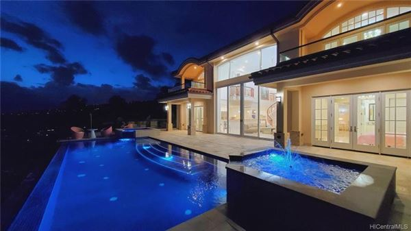 Luxury properties immaculate home with spectacular views